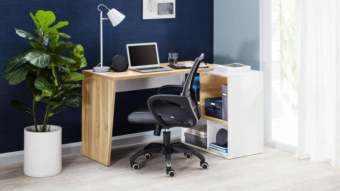 Atom Swivel Desk