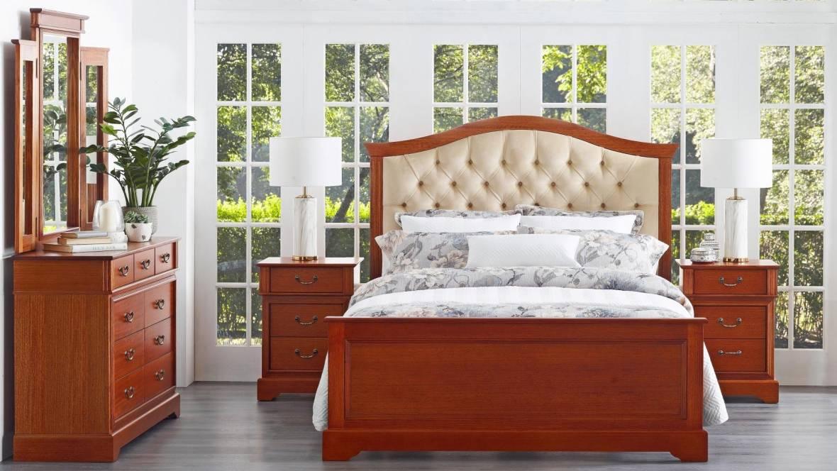Stella Queen Bed