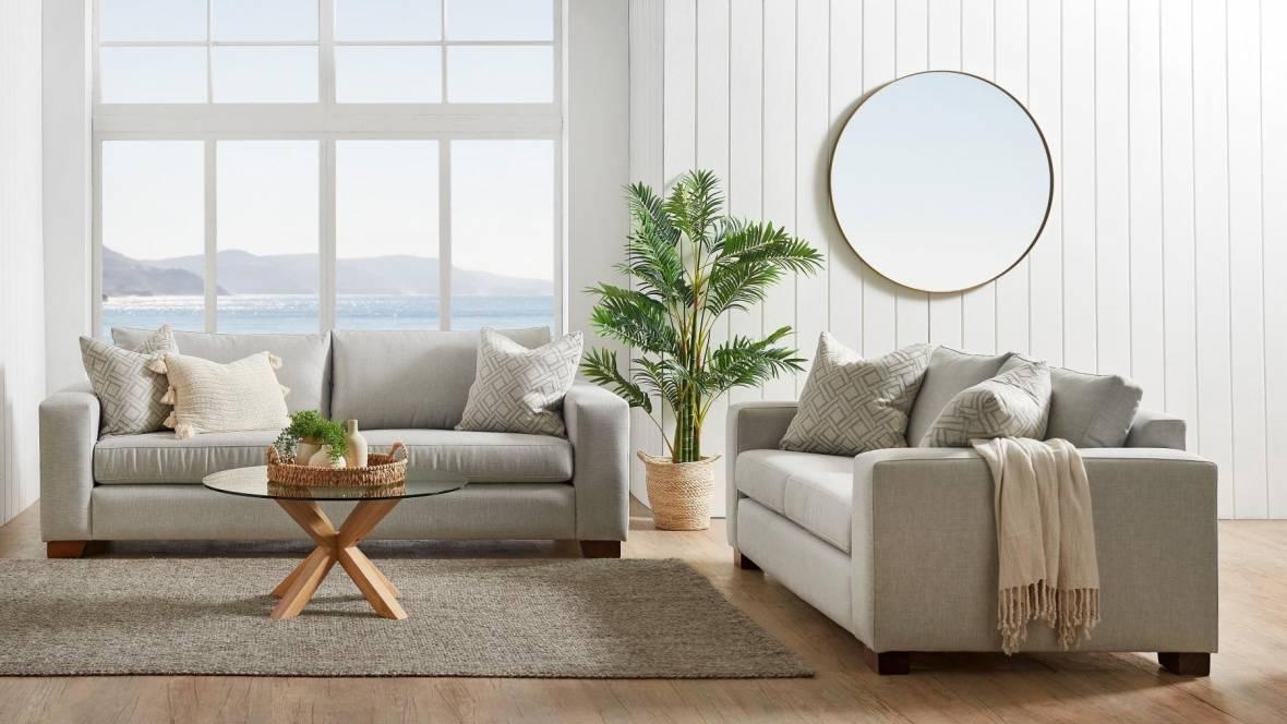 Levi Fabric Sofa