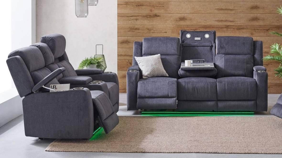 Leman Fabric Lounge