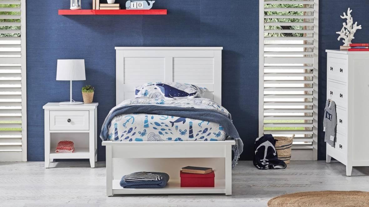 Darcy 2-Drawer Bed
