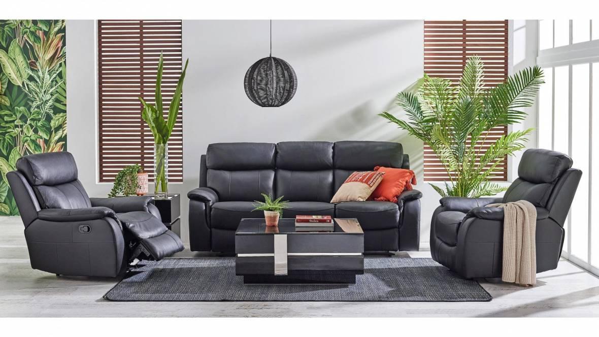 Sinclair 3-Piece Lounge Suite