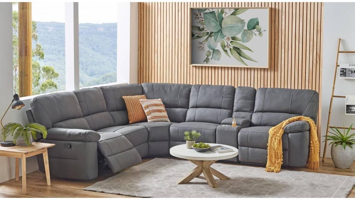 Klein Recliner Modular Lounge Suite
