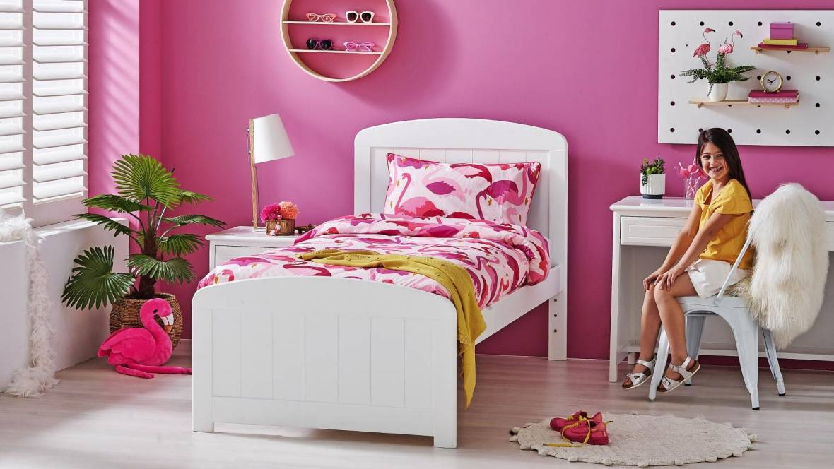 Hayley Adjustable Single Bed