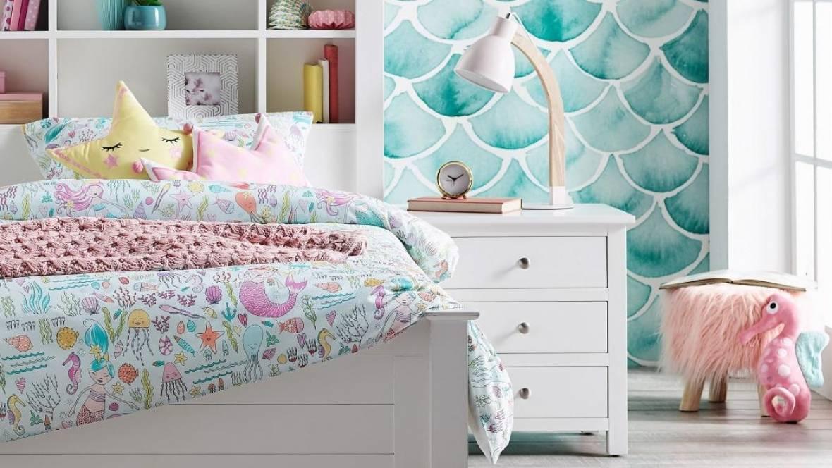 Ashford 3-Drawer Bedside Table
