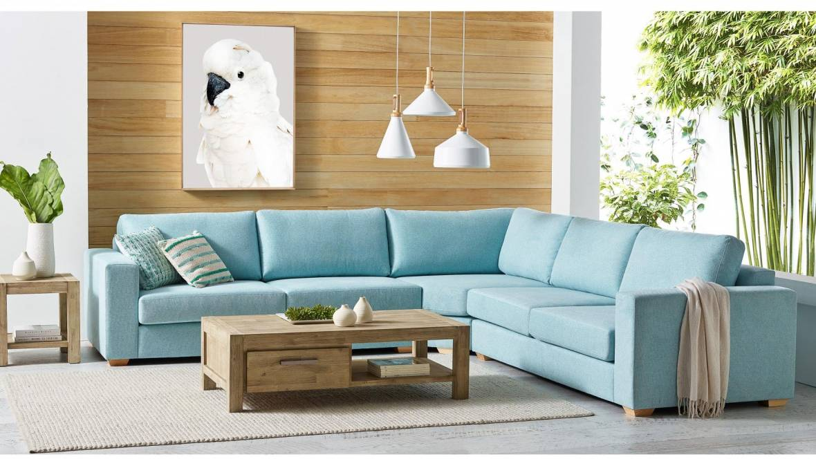 Cadiz Fabric Modular Sofa