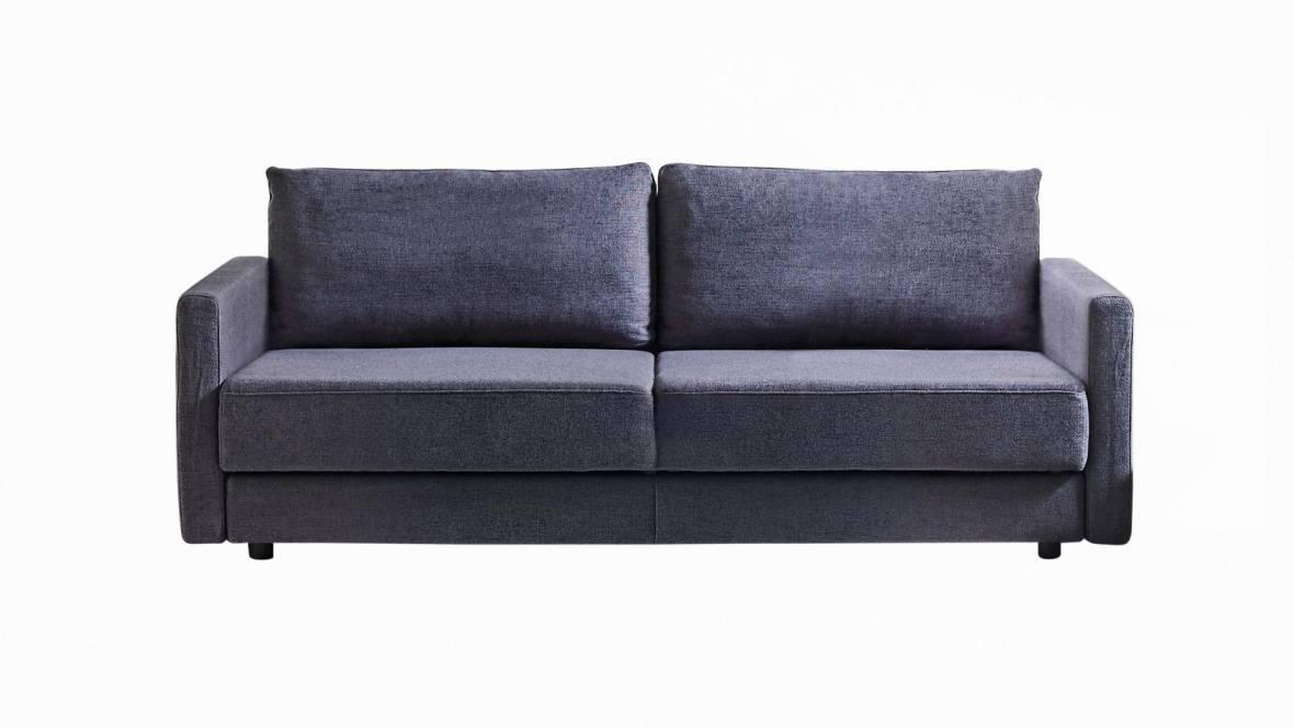 Leni 2.5-Seater Fabric Sofa Bed