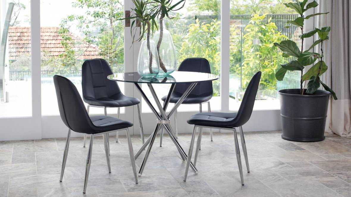 Jody 5-Piece Dining Setting