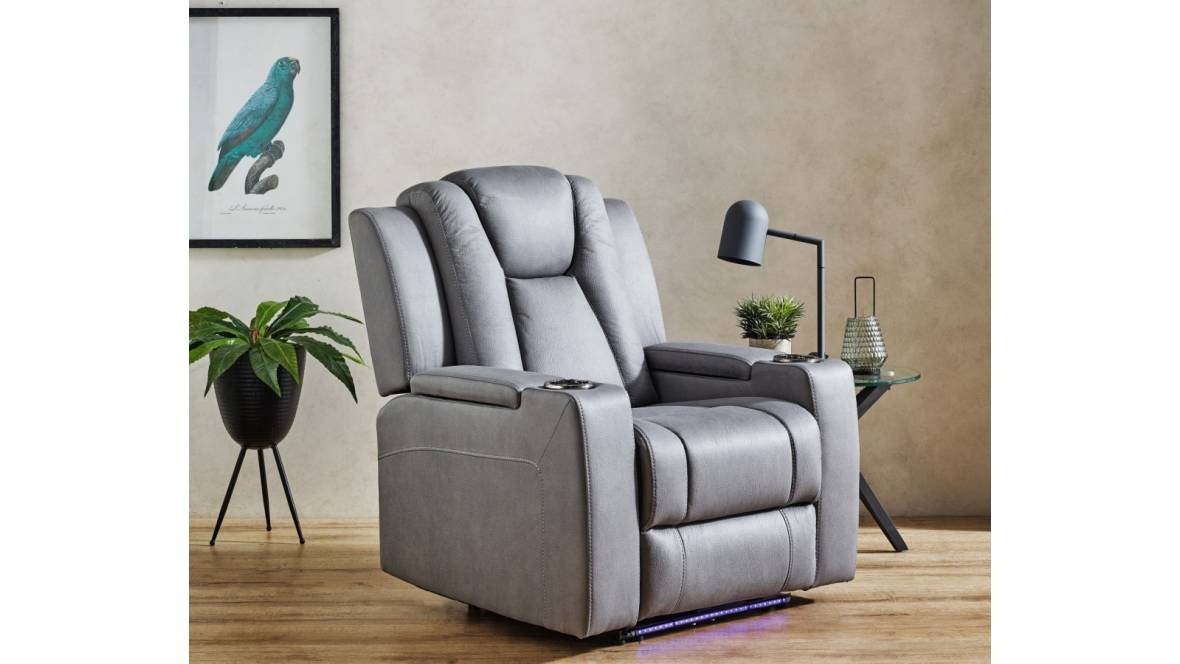 Whitehaven Fabric Recliner
