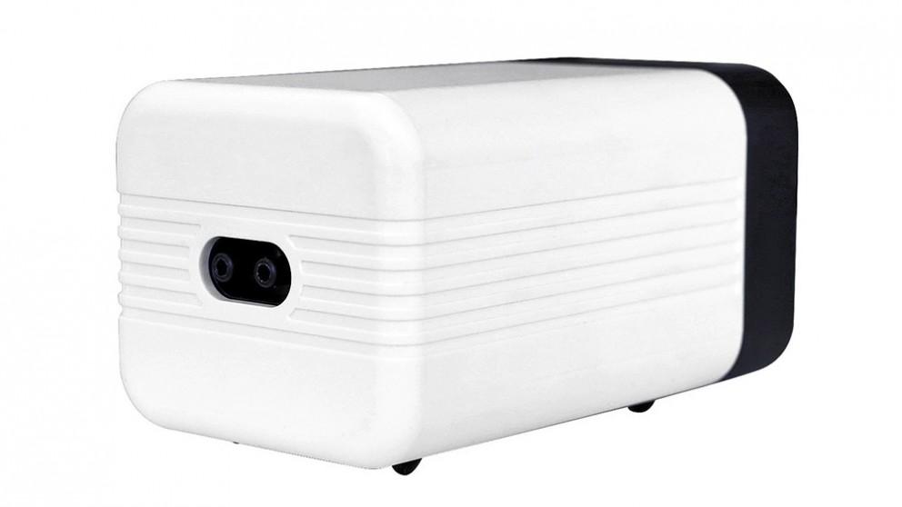 Dynamic Power Aquarium Air Pump Oxygen 2 Outlet 180L/H 4W