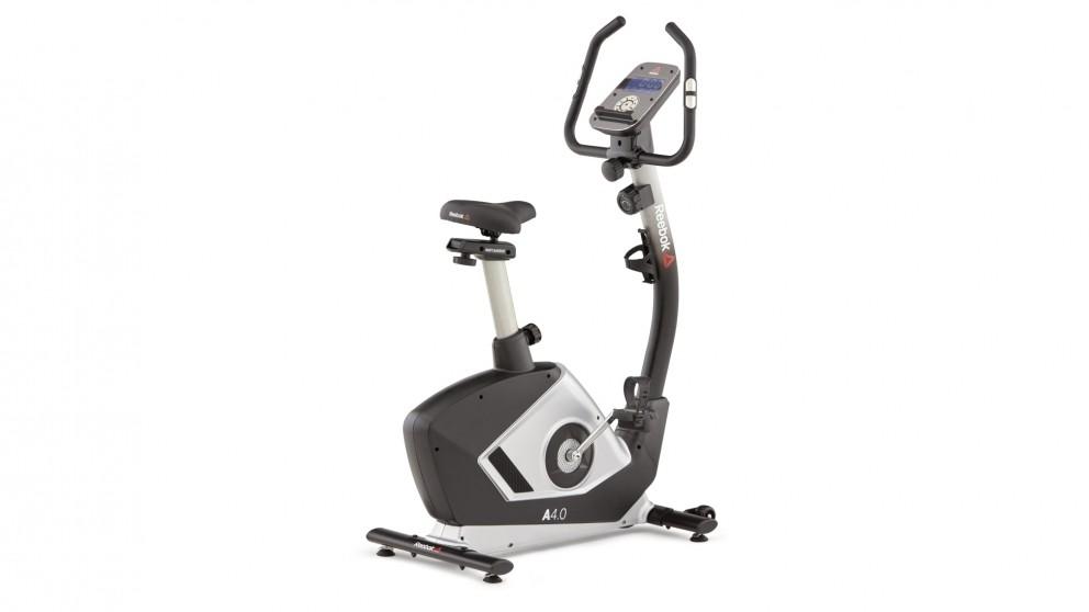 Reebok A4.0 Exercise Bike - Silver