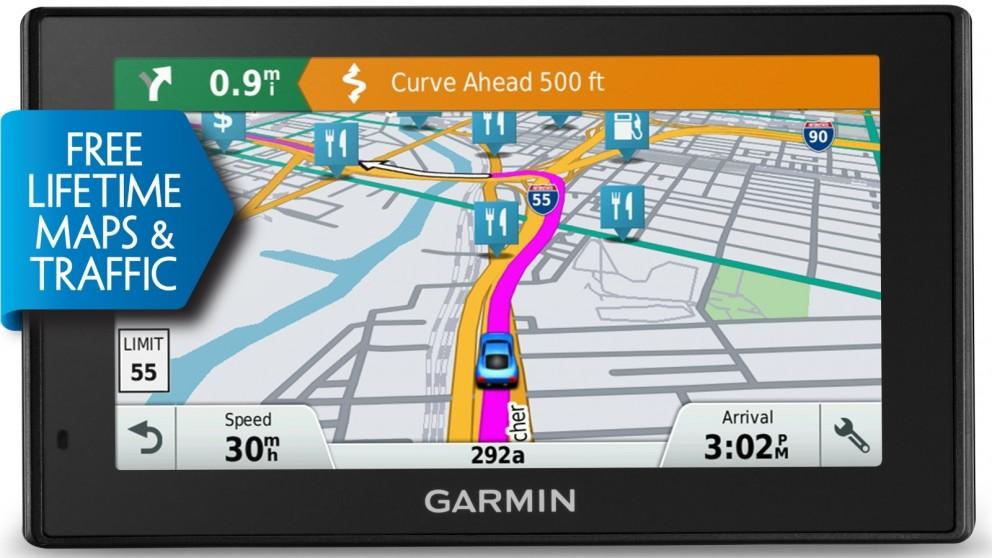 Garmin DriveSmart 70LMT GPS Navigator
