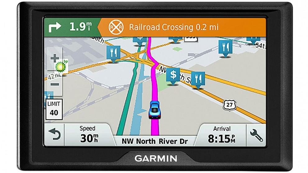 buy garmin drivesmart 61 lmt s gps navigator harvey norman au. Black Bedroom Furniture Sets. Home Design Ideas
