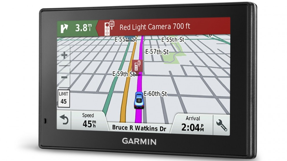 Garmin DriveAssist 51 LMT-S 5 Dashcam GPS