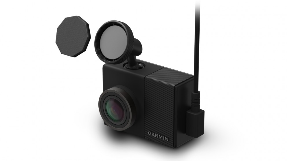 Garmin Dash Cam 65W In-Car Camera with Wide Angle Lens