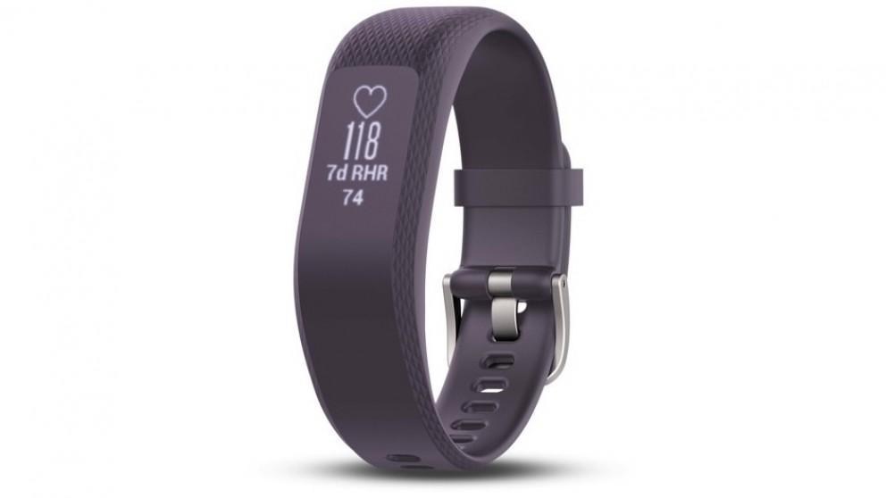 Garmin Vivosmart 3 Small/Medium Activity Tracker - Purple