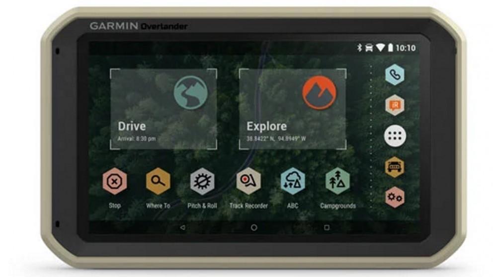 Garmin Overlander 7 GPS Navigator