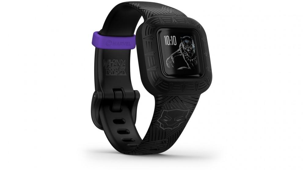 Garmin Vivofit Jr 3 Marvel Black Panther Kids Fitness Tracker