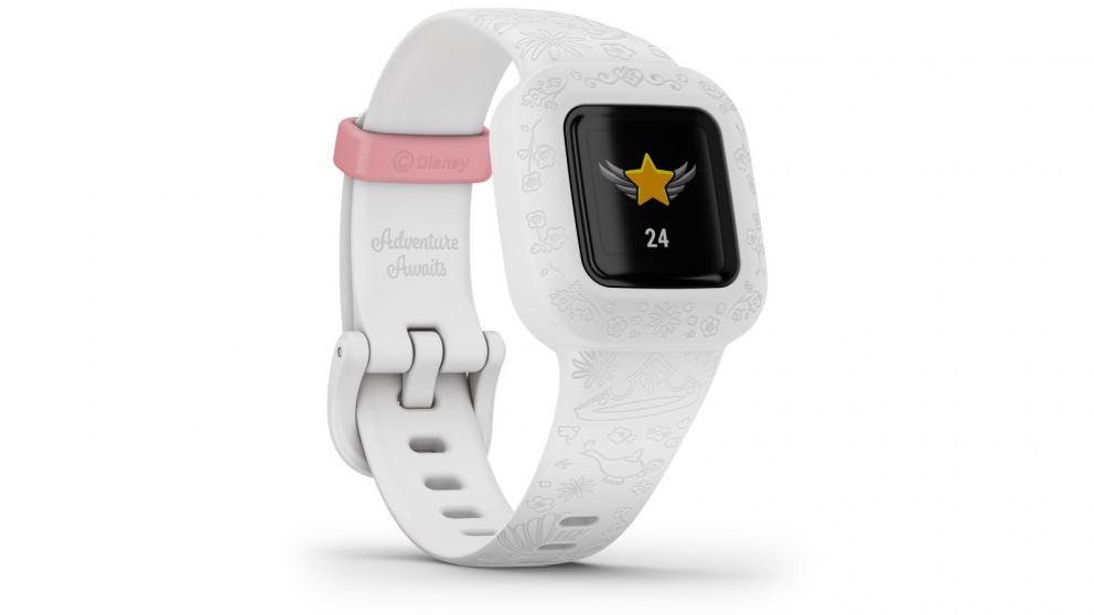 Garmin Vivofit Jr 3 Disney Princess Kids Fitness Tracker
