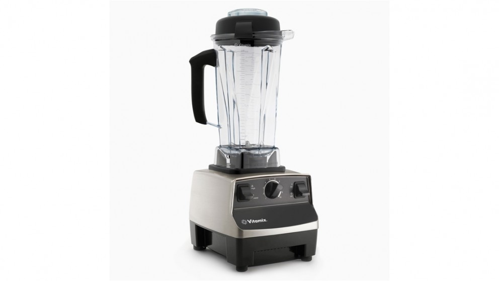 Vitamix Total Nutrition Centre High-Performance Blender - Brushed Stainless