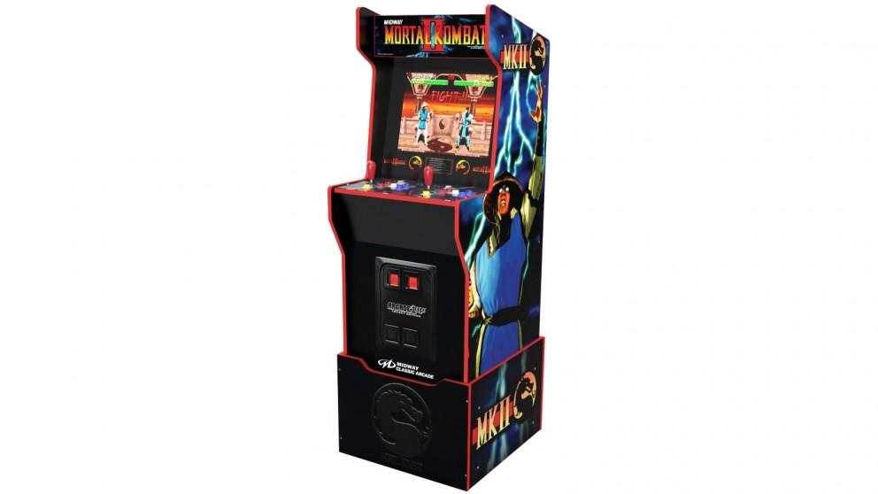 Arcade1Up Midway Legacy Edition Arcade Cabinet - Mortal Kombat