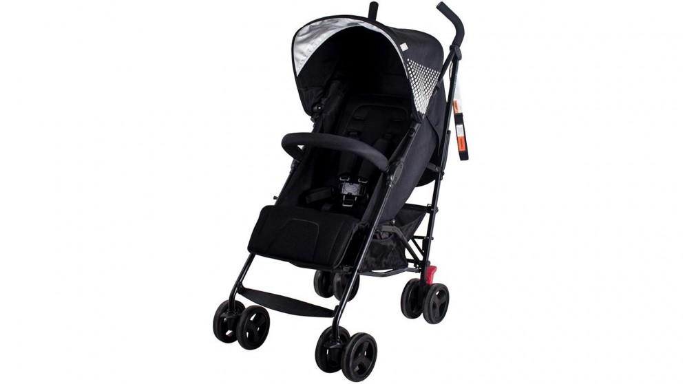 Bebe Care Mira Dlx Stroller - Black