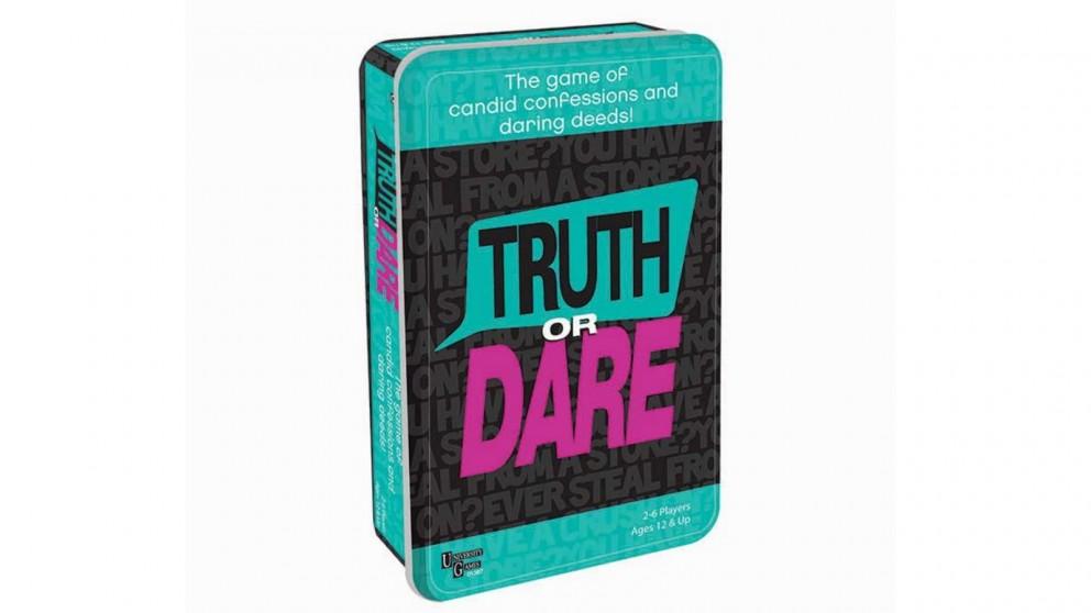 Truth or Dare Tin
