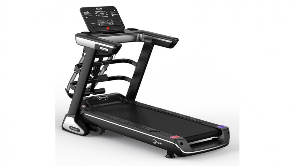 JMQ Fitness A9 Multi-functional Electric Treadmill