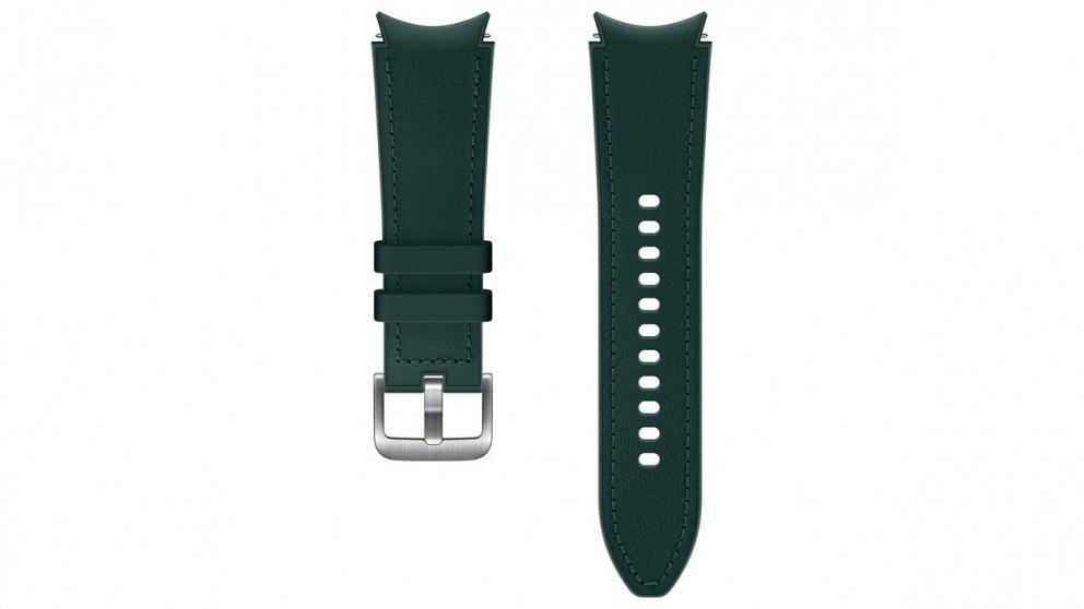 Samsung Galaxy Watch4 20mm Medium/Large Hybrid Band - Green