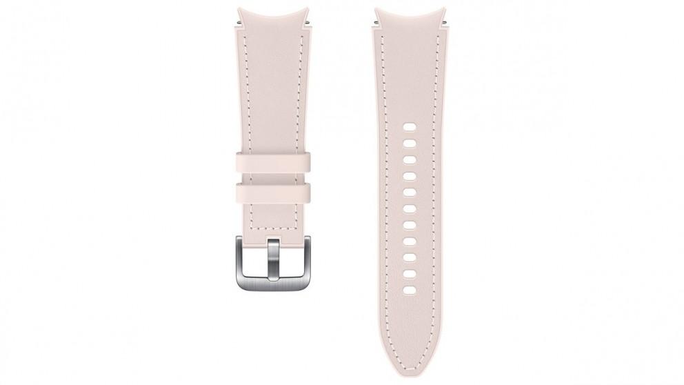 Samsung Galaxy Watch4 20mm Small/Medium Hybrid Band - Pink