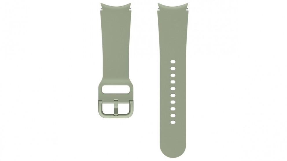 Samsung Galaxy Watch4 20mm Medium/Large Sport Band - Olive
