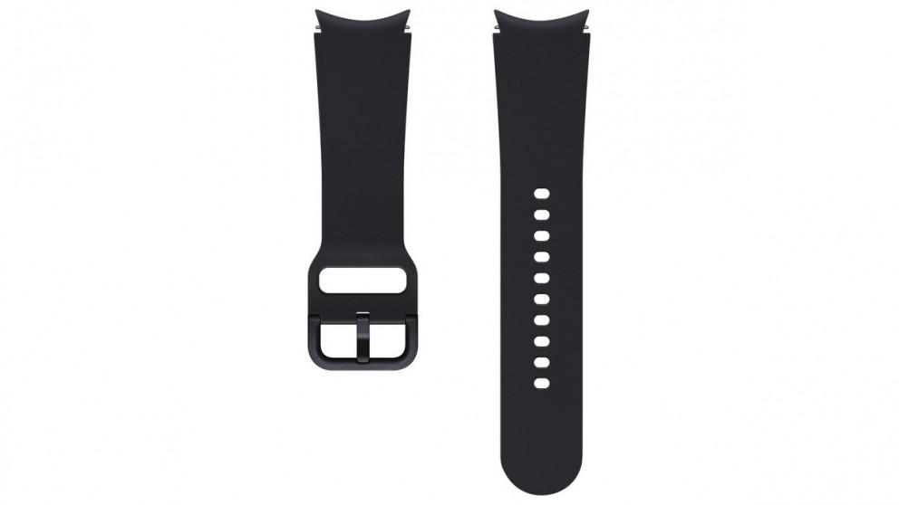 Samsung Galaxy Watch4 20mm Small/Medium Sport Band - Black