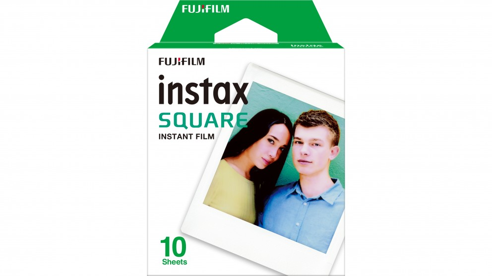 Instax Square 10-Pack Film