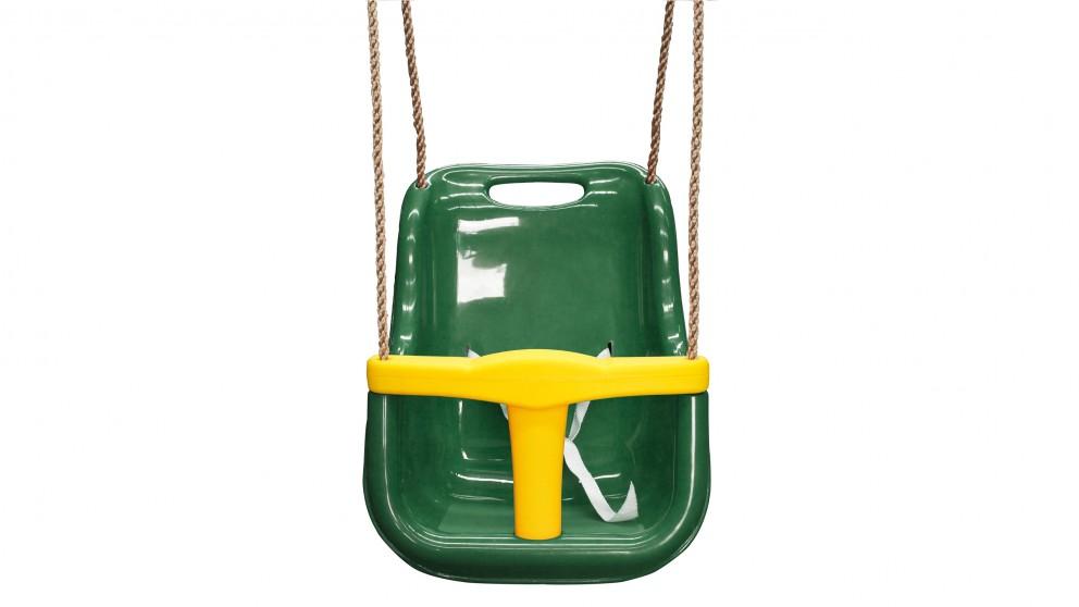 Lifespan Kids Baby Seat - Green/Yellow