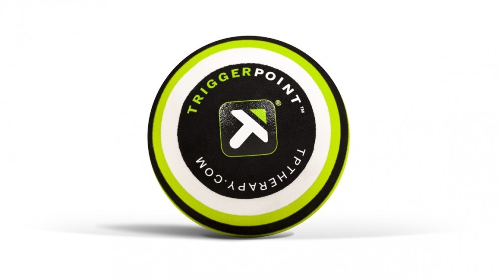 TriggerPoint MB5 Massage Foam Ball - Lime/White/Black