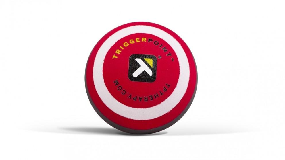 TriggerPoint MBX Massage Foam Ball - Red/White/Black