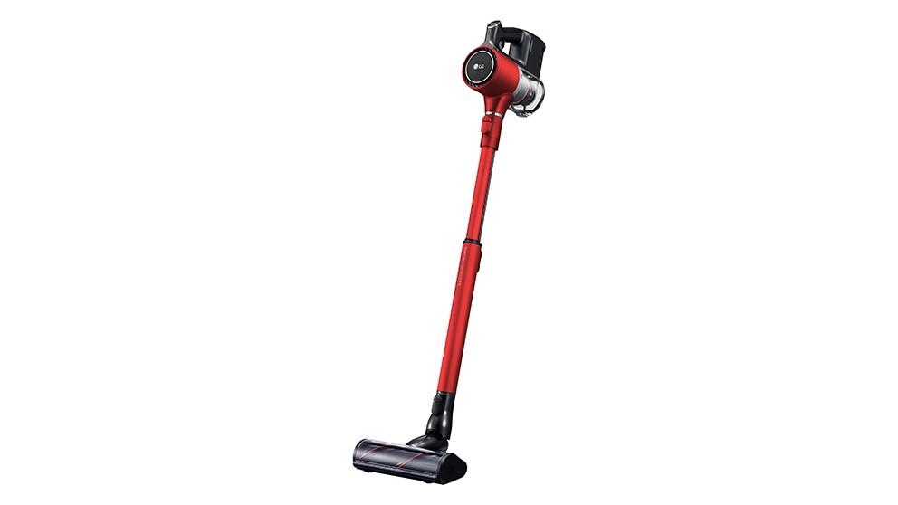 LG A9 2X Multi Head Handstick Vacuum Cleaner - Red