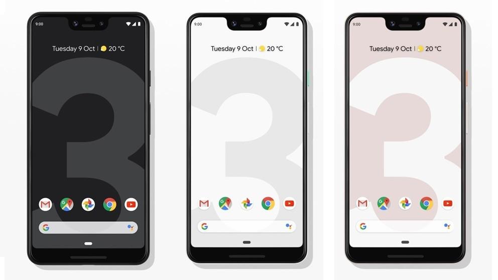 987d13f60a88b4 Google Pixel 3 XL 128GB | Harvey Norman Australia