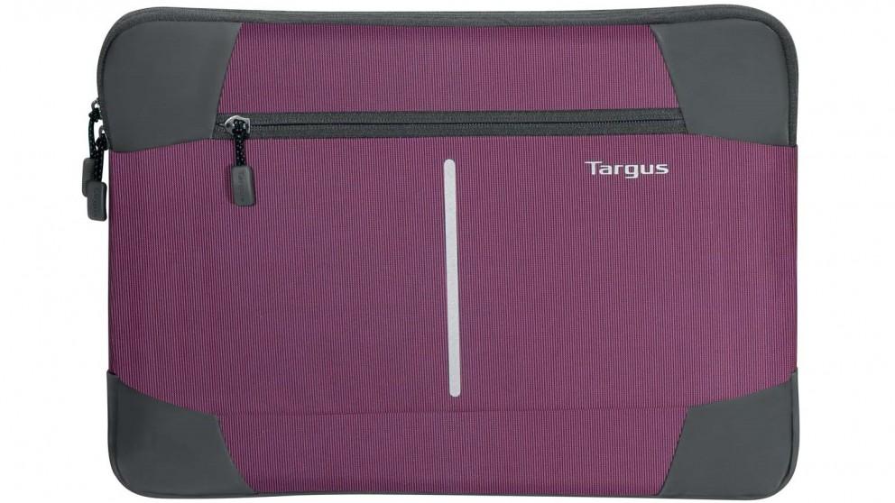 "Targus 13-14"" Bex II Laptop Sleeve - Plum"