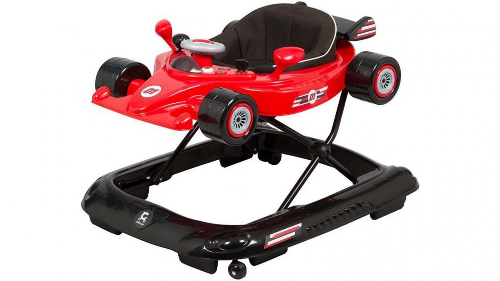 Childcare Swift Car Walker - Red