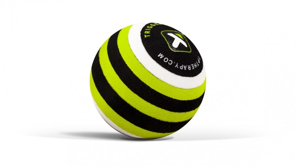 TriggerPoint MB1 Massage Foam Ball - Lime/White/Black