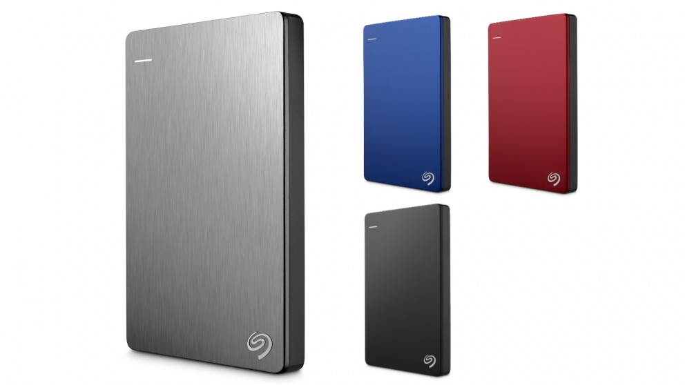 Seagate Backup Plus Slim 2TB Portable Hard Drive