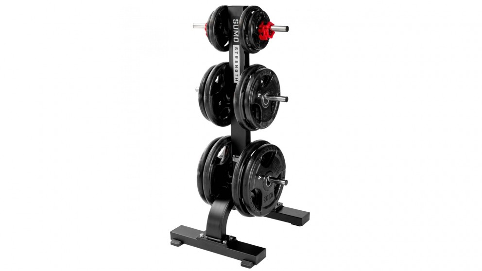 Sumo Strength Vertical Weight Plate Tree