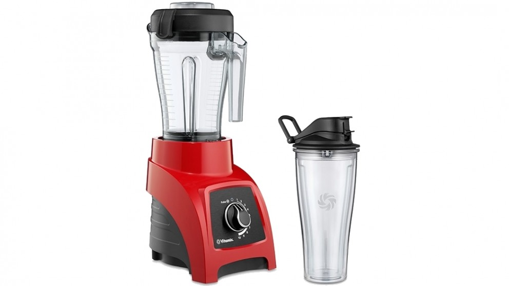 Vitamix S30 High-Performance Blender - Red
