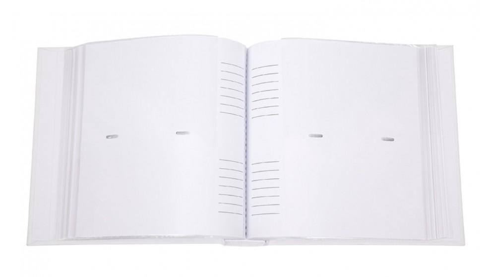 Platinum 2x Moda Wedding Slip-in Photo Albums each fit 200 6x4-inch Photos