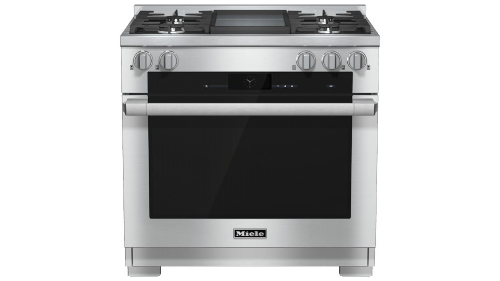 Miele 915mm Dual Fuel Freestanding Cooker