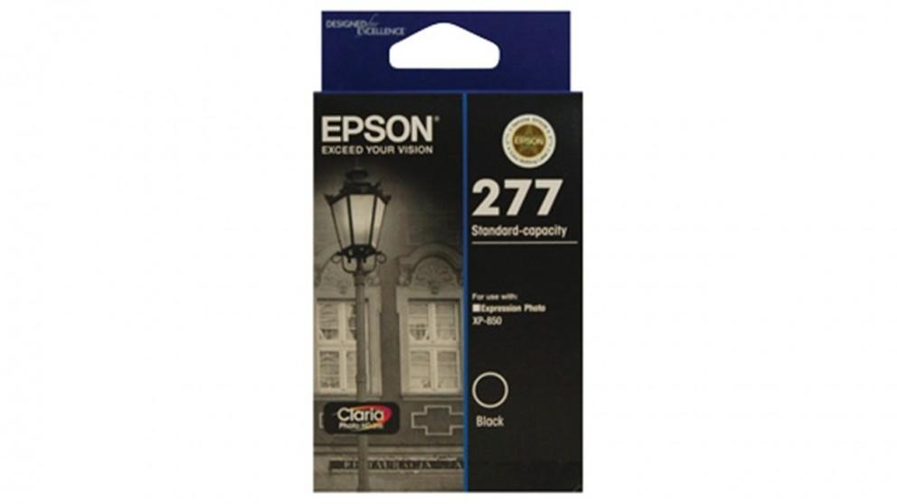 Epson 277 Std Capacity Claria Photo HD Ink Cartridge - Black