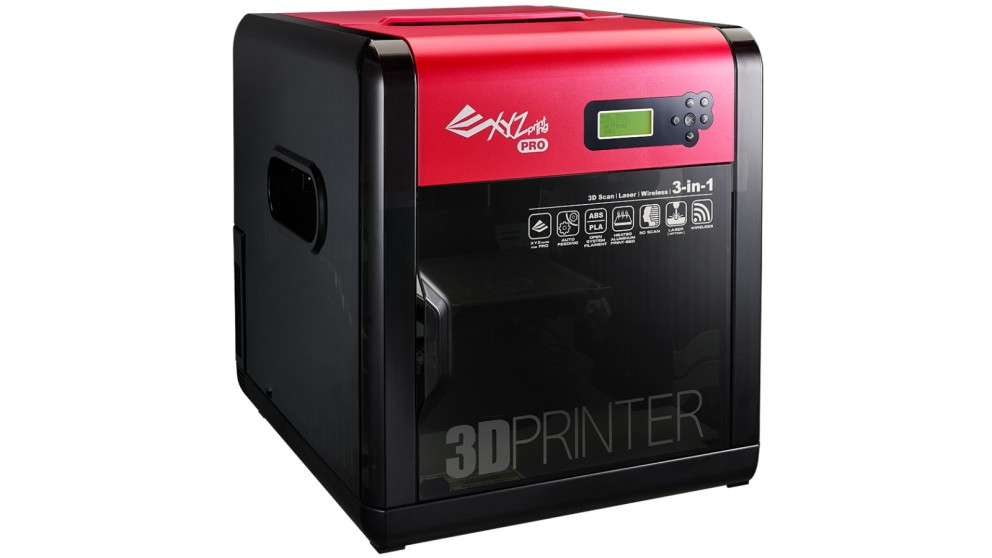 Da Vinci 1.0 Pro 3-in-1 3D Printer