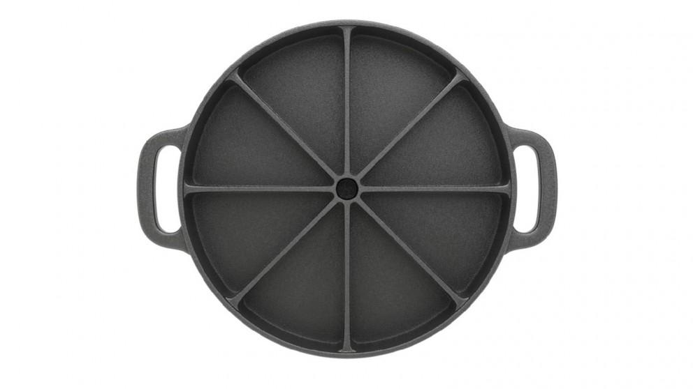 Soga 21.5cm Cast Iron Baking Pan