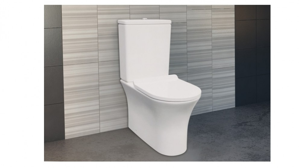 Parisi Play MkII Back to Wall Toilet Suite